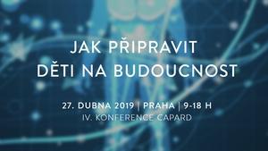 Konference CAPARD 2019 - akce pro rodiče
