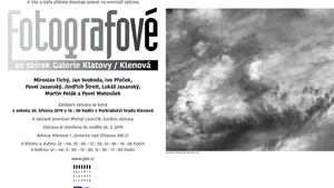 Fotografové ze sbírek Galerie Klatovy / Klenová