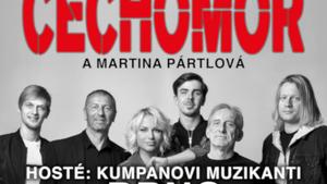 ČECHOMOR/KOOPERATIVA TOUR 2019