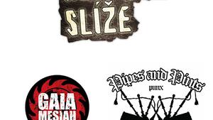 HORKÝŽE SLÍŽE/GAIA MESIAH/PIPES AND PINTS