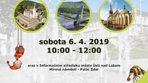 Komentovaná procházka v Ústí nad Labem