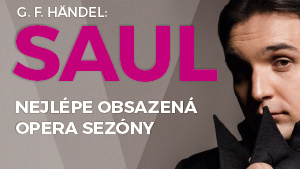 G. F. Händel - SAUL
