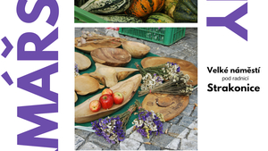 Farmářské trhy Strakonice 2019