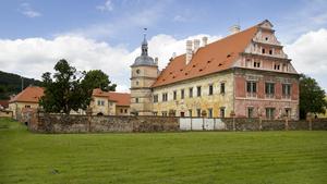 100+1 rok zámku Červené Poříčí ve vlastnictví státu