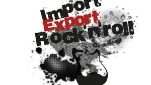 výstava Import / Export / Rock'n'roll