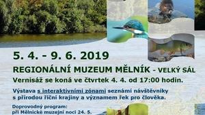 výstava Nespoutaná řeka