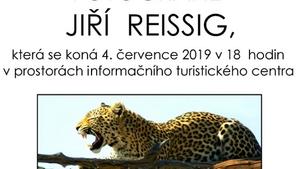 Výstava Znovu v Africe