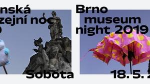 Brněnská Muzejní noc 2019