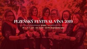 Plzeňský festival vína 2019