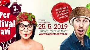 Superfestival zdraví 2019 - Most