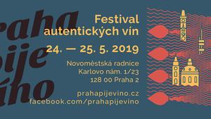 Praha pije víno 2019 - Novoměstská radnice
