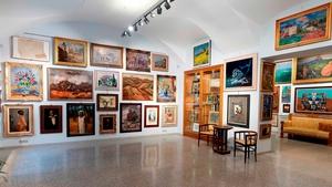 Předaukční výstava - Galerie Kodl