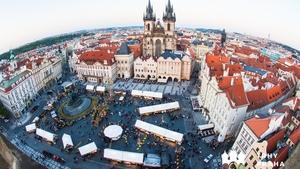 Velikonoční trhy - Praha, Staroměstské náměstí