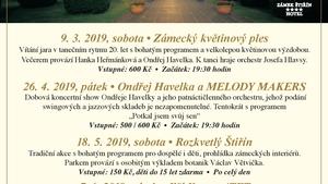 Ondřej Havelka a jeho Melody Makers na Štiříně