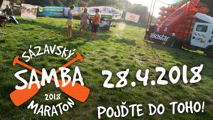 Sázavský Samba Maraton 2019