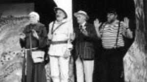Afrika pro HELPPES - Žižkovské divadlo Járy Cimrmana