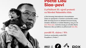Pocta Liou Siao-povi - Centrum současného umění DOX