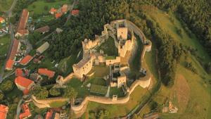 Ruinfest na nádvoří hradu Rabí