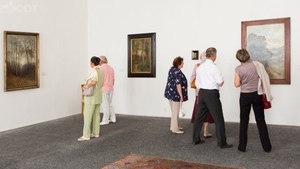 Otevření Městské obrazárny na zámku v Litomyšli
