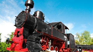 jízdy historických vlaků v Pardubickém kraji
