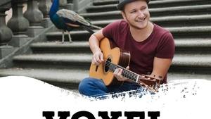 Pozvánka na Majálesový výchovný koncert - VOXEL