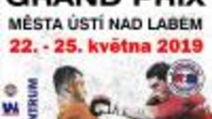 50. ročník GRAND PRIX města Ústí nad Labem v boxu