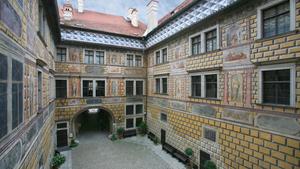 Barokní noc na zámku Český Krumlov