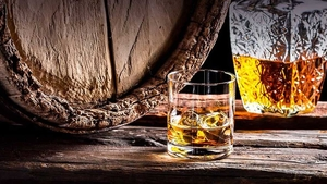 Degustace whisky - Holiday Inn Praha