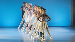 Taneční centrum Praha, konzervatoř - gymnázium - Závěrečné představení 2019 - Divadlo ABC