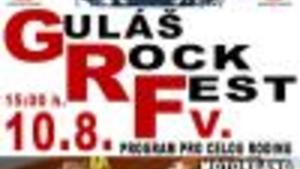 GULÁŠ ROCK FEST V.