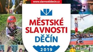Hvězdné války, adrenalin či Olympic: Městské slavnosti Děčín slibují atraktivní program
