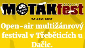 9. ročník MOTÁKFEST 2019