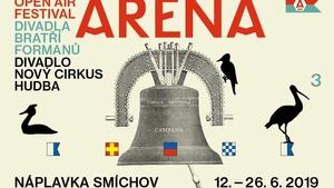 Arena - festival Divadla bratří Formanů