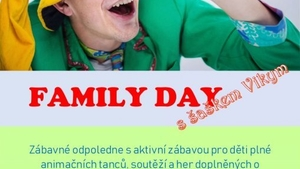 Family Day s šaškem Vikym
