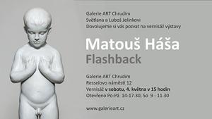 výstava Matouš Háša - Flashback