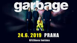 Garbage / Praha
