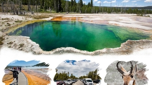 Přednáška - Yellowstone