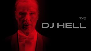 Legendární provokatér DJ Hell přiveze temnou elektroniku