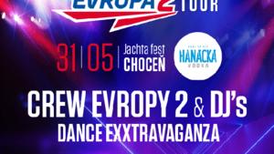 Hanácká Vodka Evropa 2 Open Air