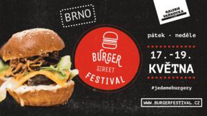 Burger Street Festival v Galerii Vaňkovka