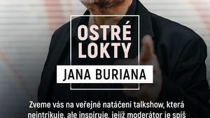Ostré lokty Jana Buriana s Reném Kujanem