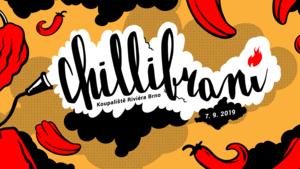 Chillibraní 2019   Největší chilli festival v ČR a Mistrovství ČR a SR v pojídání pálivého – Chilližrout