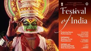Netradiční představení v Hudebním divadle Karlín - FESTIVAL OF INDIA