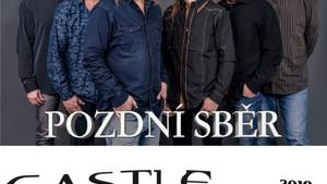 CASTLE TOUR 2019/POZDNÍ SBĚR/ČESKÉ SRDCE, PODJEZD