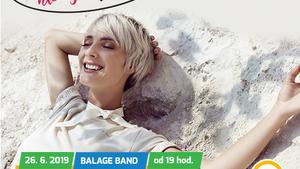 HVĚZDY HLEDAJÍ HVĚZDY/koncert zpěvačky Báry Polákové/a Balage band