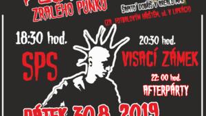 LÉTO FUČ/SPS, VISACÍ ZÁMEK/