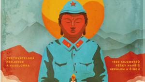 LADISLAV ZIBURA/Pěšky mezi buddhisty a komunisty/cestovatelská projekce / stand-up