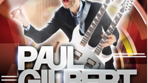 PAUL GILBERT/USA/