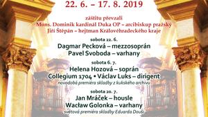 10. ročník mezinárodního festivalu Hudební léto Kuks