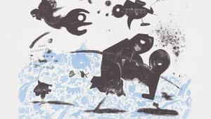 Výstava SCREENING / Výběr tisků z mezinárodního serigrafického sympozia Ostrava z let (2013-2019)
